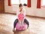 Cvičení s batolaty